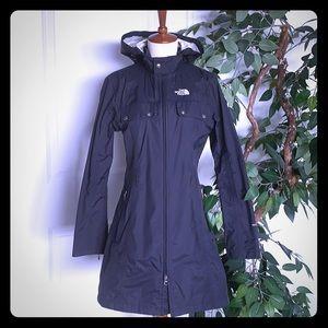 The North Face Long Rain Jacket Coat